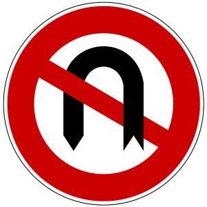 trafik-isaretleri-ve-anlamlari-u-donusu-yapilamaz