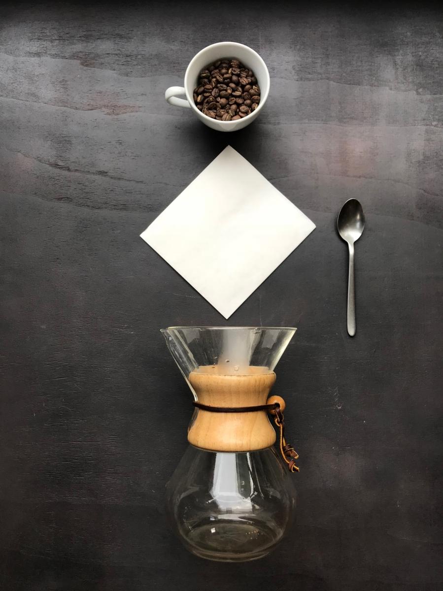 Evde Kahve Demleme Teknikleri: Chemex